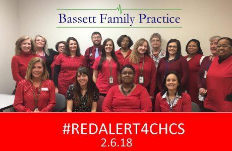 bassett family practice red alert staff