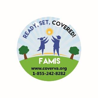 FAMIS logo