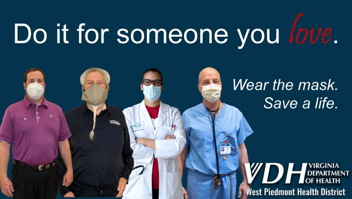 healthcare providers wearing masks